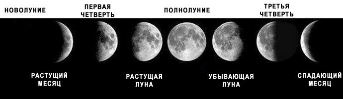 секс на растущую луну