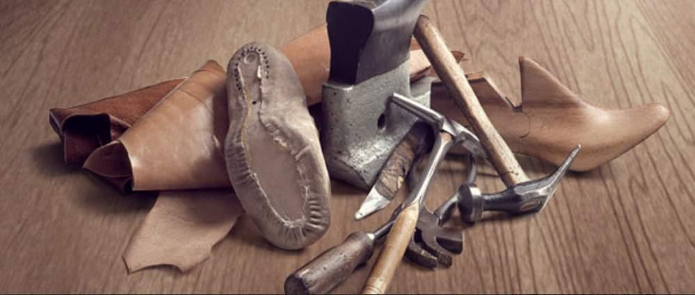 Как сделать замочек на обуви